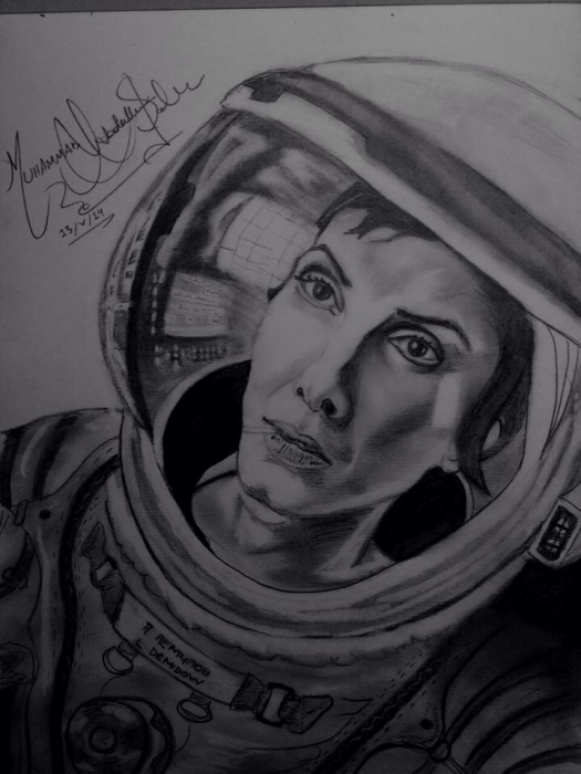 Sandra Bullock by Muhammadabdullah